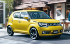 Suzuki Ignis facelift va sosi în Europa în primăvară: SUV-ul de oraș va păstra motorul pe benzină de 90 de cai putere