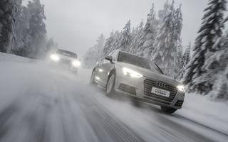 Studiu despre riscurile de a conduce pe timp de iarnă: șoferii se tem cel mai mult de viteză, drumuri înghețate și distanța față de mașina din față