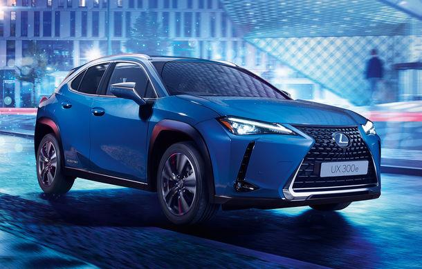 Standul Lexus din cadrul Salonului Auto de la Geneva: debut european pentru SUV-ul electric UX 300e și pentru LC 500 Convertible - Poza 1