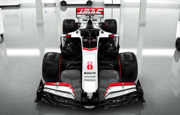 Haas este prima echipă care prezintă monopostul de Formula 1 pentru 2020: americanii speră la rezultate mai bune în noul sezon - Poza 1