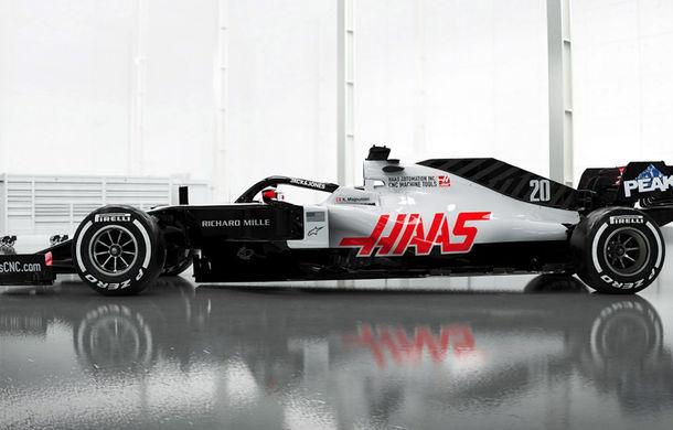 Haas este prima echipă care prezintă monopostul de Formula 1 pentru 2020: americanii speră la rezultate mai bune în noul sezon - Poza 3