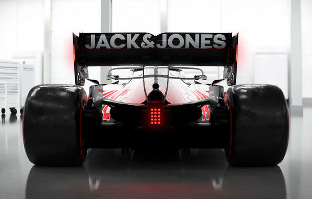 Haas este prima echipă care prezintă monopostul de Formula 1 pentru 2020: americanii speră la rezultate mai bune în noul sezon - Poza 6