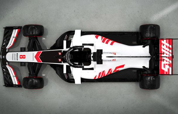 Haas este prima echipă care prezintă monopostul de Formula 1 pentru 2020: americanii speră la rezultate mai bune în noul sezon - Poza 5