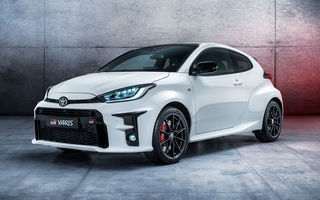Toyota a început testele cu GR Yaris WRC: noul model va fi utilizat în Campionatul Mondial de Raliuri în 2021