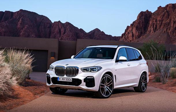 BMW introduce o versiune nouă pentru X5 și X6: motor diesel de 3.0 litri cu sistem mild-hybrid la 48V și 340 de cai putere - Poza 1
