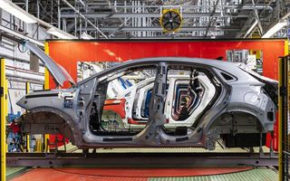Ford estimează record de producție la Craiova în 2020: 1.000 de unități Puma și EcoSport pe zi
