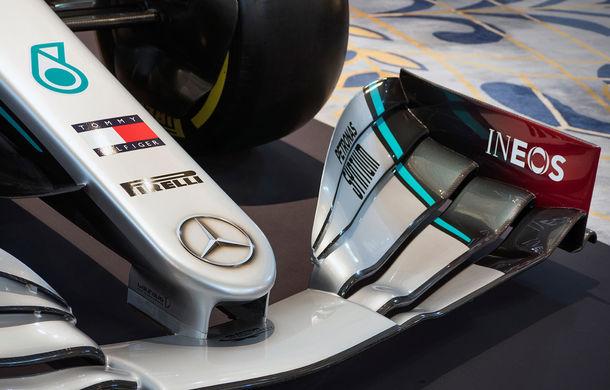 Mercedes a dezvăluit noile culori pentru sezonul 2020 al Formulei 1: monopostul va fi prezentat în 14 februarie - Poza 10