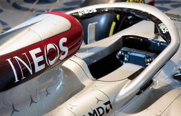 Mercedes a dezvăluit noile culori pentru sezonul 2020 al Formulei 1: monopostul va fi prezentat în 14 februarie - Poza 9