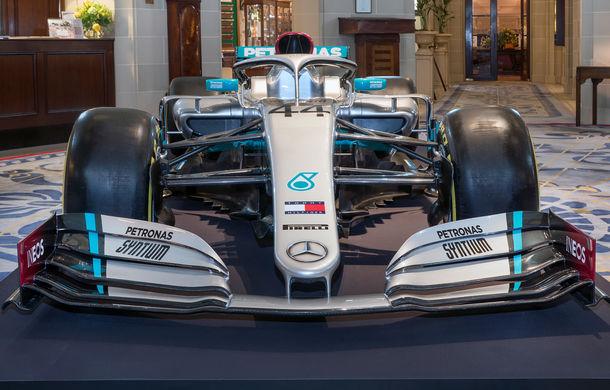 Mercedes a dezvăluit noile culori pentru sezonul 2020 al Formulei 1: monopostul va fi prezentat în 14 februarie - Poza 3