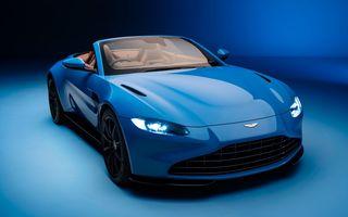 Aston Martin a lansat noul Vantage Roadster: V8 de 510 cai putere, cuplu de 685 Nm și viteză maximă de 306 km/h