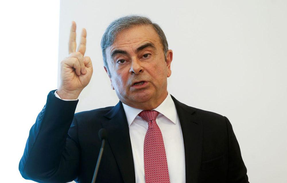 Nissan cere daune de 91 de milioane de dolari lui Carlos Ghosn: constructorul își acuză fostul șef de nereguli financiare - Poza 1