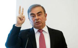 Nissan cere daune de 91 de milioane de dolari lui Carlos Ghosn: constructorul își acuză fostul șef de nereguli financiare