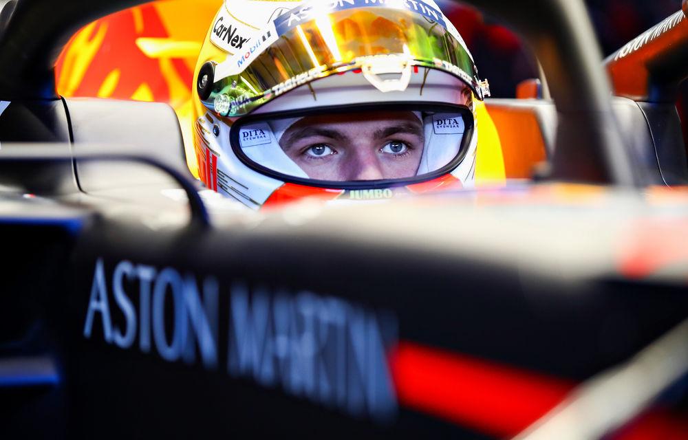 Red Bull a prezentat monopostul pentru sezonul 2020 al Formulei 1: Verstappen a parcurs primele tururi pe circuitul de la Silverstone - Poza 6