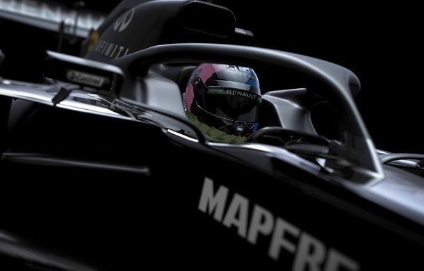 Renault amână prezentarea noului monopost de Formula 1: francezii au publicat doar câteva teasere, întrucât monopostul nu este finalizat - Poza 1