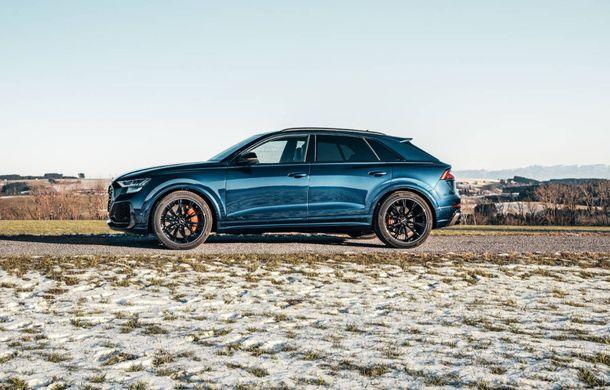 Îmbunătățiri pentru Audi RS Q8 din partea ABT: 700 de cai putere pentru cel mai rapid SUV de serie de la Nurburgring - Poza 3