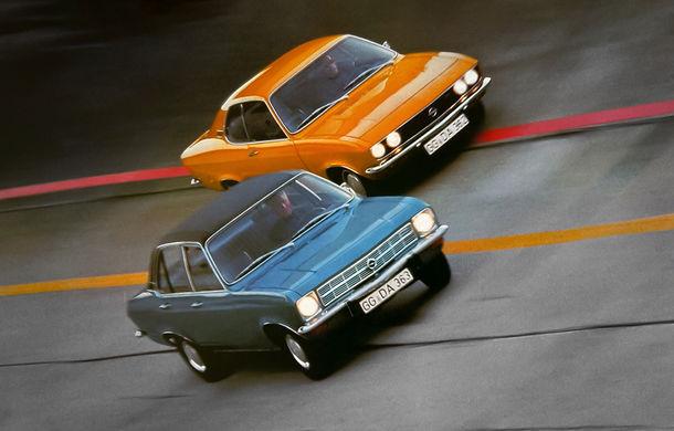 Dublă aniversare în familia Opel: Manta și Ascona împlinesc 50 de ani de la debut - Poza 2