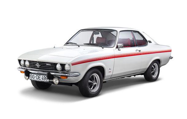 Dublă aniversare în familia Opel: Manta și Ascona împlinesc 50 de ani de la debut - Poza 3