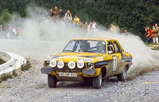 Dublă aniversare în familia Opel: Manta și Ascona împlinesc 50 de ani de la debut - Poza 4