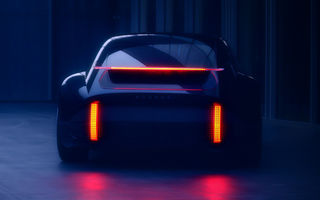 Primul teaser cu Hyundai Prophecy: conceptul electric va fi prezentat în 3 martie