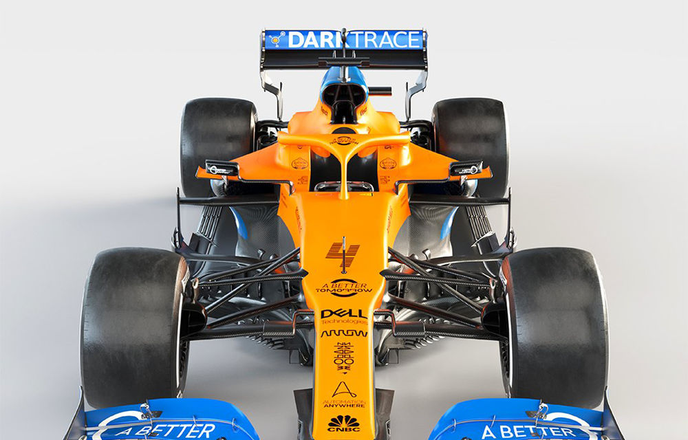 "McLaren a prezentat noul monopost de Formula 1 pentru 2020: ""Va fi un sezon dificil"" - Poza 4"