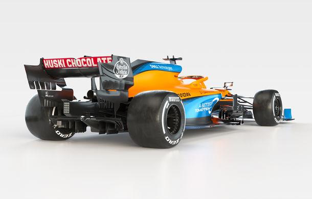 "McLaren a prezentat noul monopost de Formula 1 pentru 2020: ""Va fi un sezon dificil"" - Poza 3"