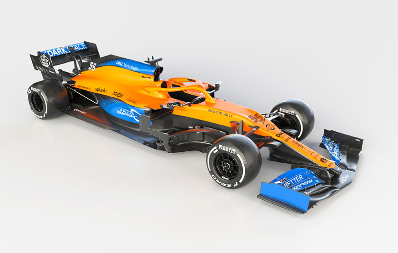 "McLaren a prezentat noul monopost de Formula 1 pentru 2020: ""Va fi un sezon dificil"" - Poza 1"