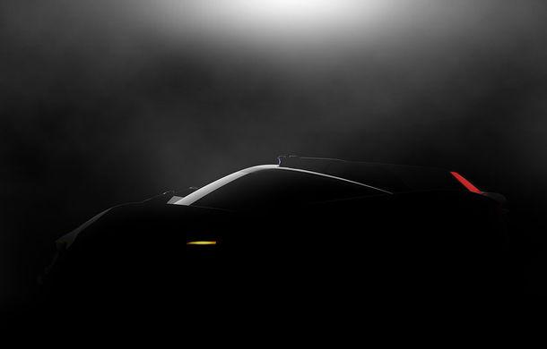 Prima imagine teaser cu viitorul Apex AP-0: hypercar-ul electric va fi prezentat la Geneva - Poza 1