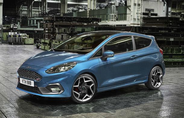"""Ford va reduce producția modelului Fiesta: """"Avem cerere mai slabă din sudul Europei și Marea Britanie"""" - Poza 1"""