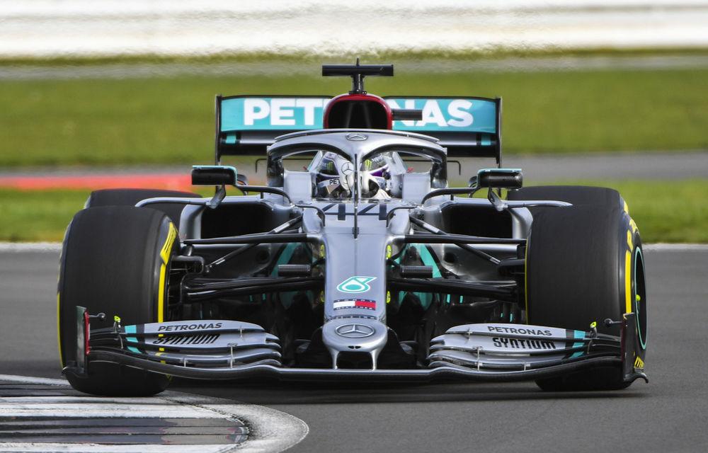 """Mercedes a prezentat noul monopost pentru sezonul 2020 al Formulei 1: """"Ne așteptăm să fie cel mai rapid monopost al nostru din istorie"""" - Poza 8"""