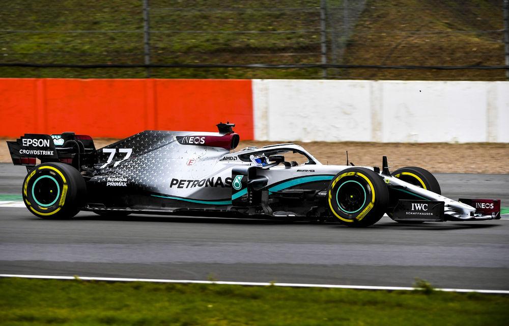 """Mercedes a prezentat noul monopost pentru sezonul 2020 al Formulei 1: """"Ne așteptăm să fie cel mai rapid monopost al nostru din istorie"""" - Poza 2"""