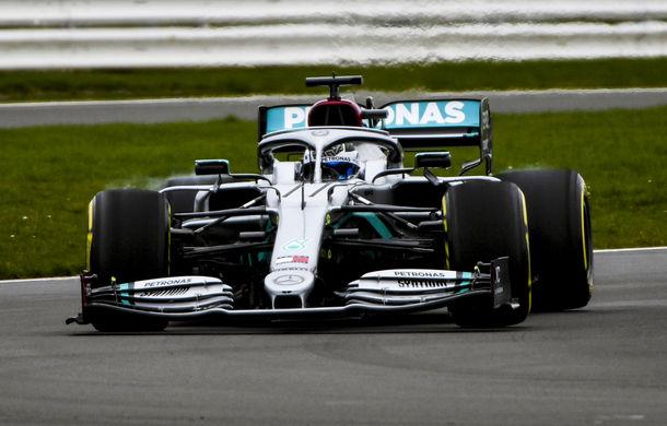 """Mercedes a prezentat noul monopost pentru sezonul 2020 al Formulei 1: """"Ne așteptăm să fie cel mai rapid monopost al nostru din istorie"""" - Poza 1"""