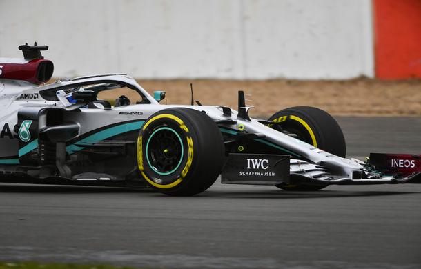 """Mercedes a prezentat noul monopost pentru sezonul 2020 al Formulei 1: """"Ne așteptăm să fie cel mai rapid monopost al nostru din istorie"""" - Poza 4"""