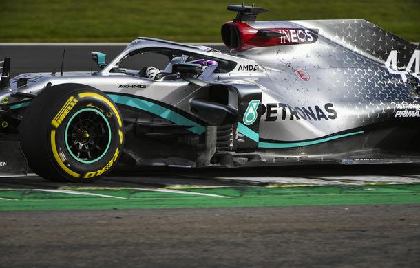 """Mercedes a prezentat noul monopost pentru sezonul 2020 al Formulei 1: """"Ne așteptăm să fie cel mai rapid monopost al nostru din istorie"""" - Poza 6"""