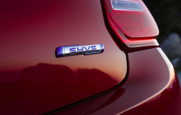 Suzuki introduce o motorizare mild-hybrid la 48V: tehnologia va fi disponibilă pe Vitara, SX-4 S-Cross și Swift Sport - Poza 1