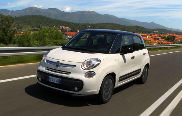 Fiat a oprit temporar producția lui 500L: fabrica din Serbia a rămas fără componentele din China - Poza 1