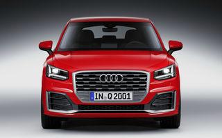 Video. Viitorul Audi Q2 facelift, spionat în timpul testelor: SUV-ul producătorului german va avea motorizări mild-hybrid