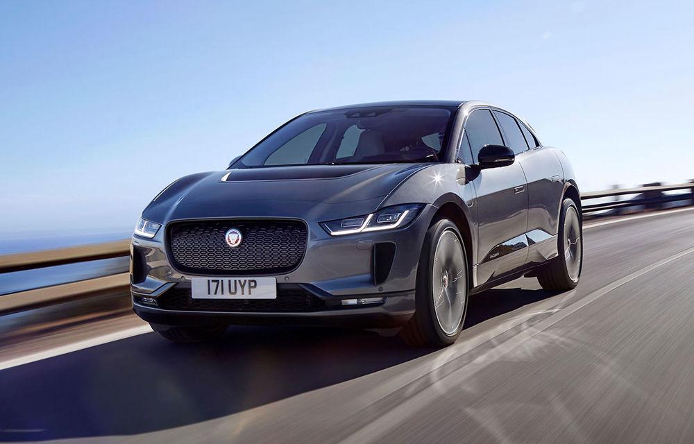 Jaguar a vândut anul trecut peste 17.000 de unități I-Pace: SUV-ul electric a avut o cotă de aproape 11% din vânzările constructorului - Poza 1
