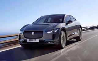 Jaguar a vândut anul trecut peste 17.000 de unități I-Pace: SUV-ul electric a avut o cotă de aproape 11% din vânzările constructorului