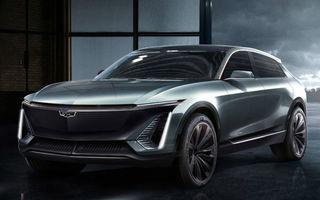 Primul model electric de la Cadillac ar urma să fie prezentat în aprilie: lansare așteptată la New York