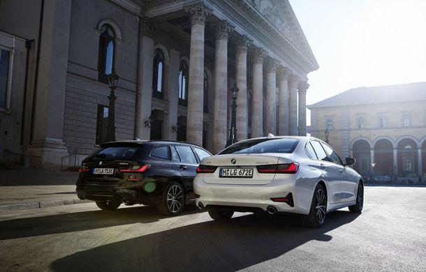 BMW lansează o versiune plug-in hybrid pentru Seria 3 Touring: putere totală de până la 292 de cai și autonomie electrică de 65 de kilometri - Poza 3