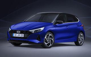 Hyundai a prezentat noua generație i20: hatchback-ul primește un interior modern, sisteme de asistență și motorizare mild-hybrid