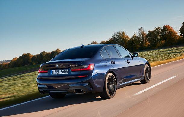 Noutăți în gama BMW Seria 3: nemții introduc versiuni diesel cu 340 cai putere și sistem mild-hybrid la 48V - Poza 6