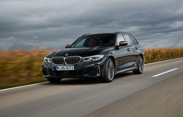 Noutăți în gama BMW Seria 3: nemții introduc versiuni diesel cu 340 cai putere și sistem mild-hybrid la 48V - Poza 16