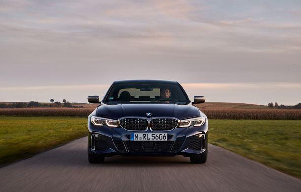 Noutăți în gama BMW Seria 3: nemții introduc versiuni diesel cu 340 cai putere și sistem mild-hybrid la 48V - Poza 2