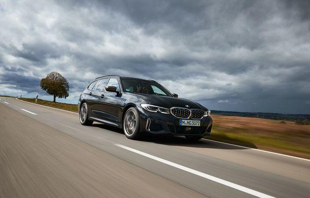 Noutăți în gama BMW Seria 3: nemții introduc versiuni diesel cu 340 cai putere și sistem mild-hybrid la 48V - Poza 15