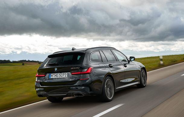 Noutăți în gama BMW Seria 3: nemții introduc versiuni diesel cu 340 cai putere și sistem mild-hybrid la 48V - Poza 14