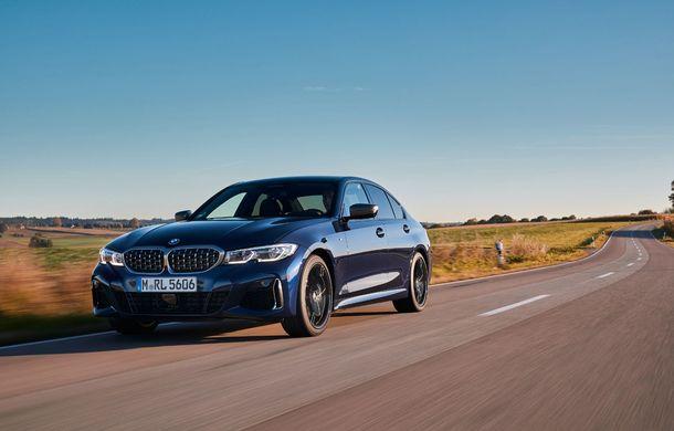 Noutăți în gama BMW Seria 3: nemții introduc versiuni diesel cu 340 cai putere și sistem mild-hybrid la 48V - Poza 3
