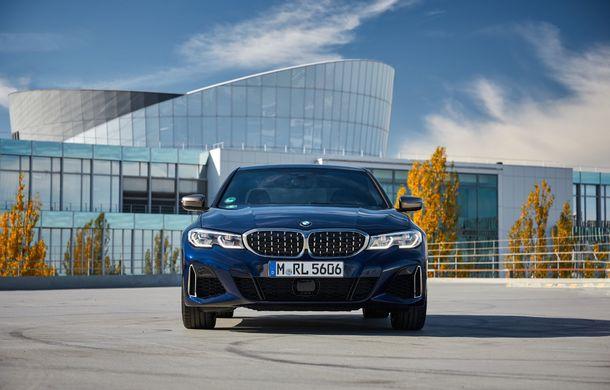 Noutăți în gama BMW Seria 3: nemții introduc versiuni diesel cu 340 cai putere și sistem mild-hybrid la 48V - Poza 7