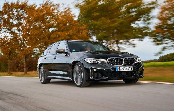 Noutăți în gama BMW Seria 3: nemții introduc versiuni diesel cu 340 cai putere și sistem mild-hybrid la 48V - Poza 11