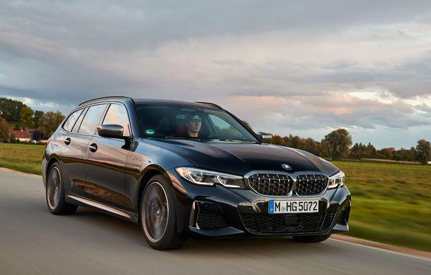 Noutăți în gama BMW Seria 3: nemții introduc versiuni diesel cu 340 cai putere și sistem mild-hybrid la 48V - Poza 13